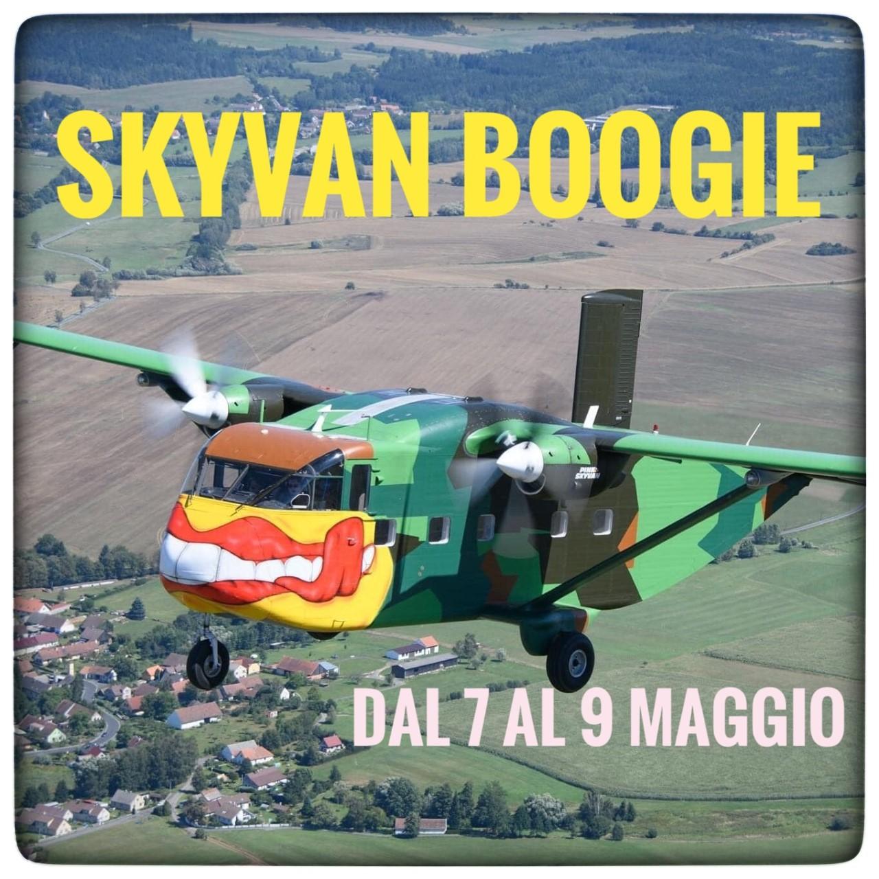 SKYVAN - BOOGIE