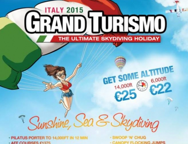 GRAND TURISMO 2015 from 26 june