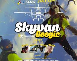 SKYVAN BOOGIE a FANO il 13-14  Luglio 2019