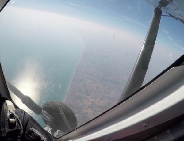 SkyDive Fano su Icarus 2.0