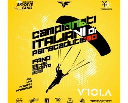 Campionati italiani di paracadutismo 2019